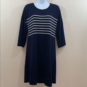 Maurices 24/7 Long Sleeve Casual Dress  Size M